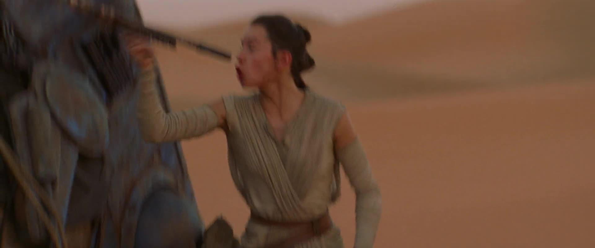 Star Wars Sila se probouzi 2015 CZ dabing