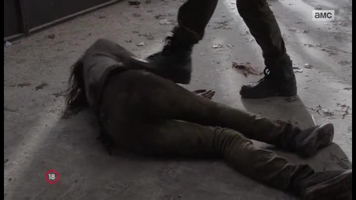 Zivi mrtvi Pocatek konce S05E04 CZ dabing
