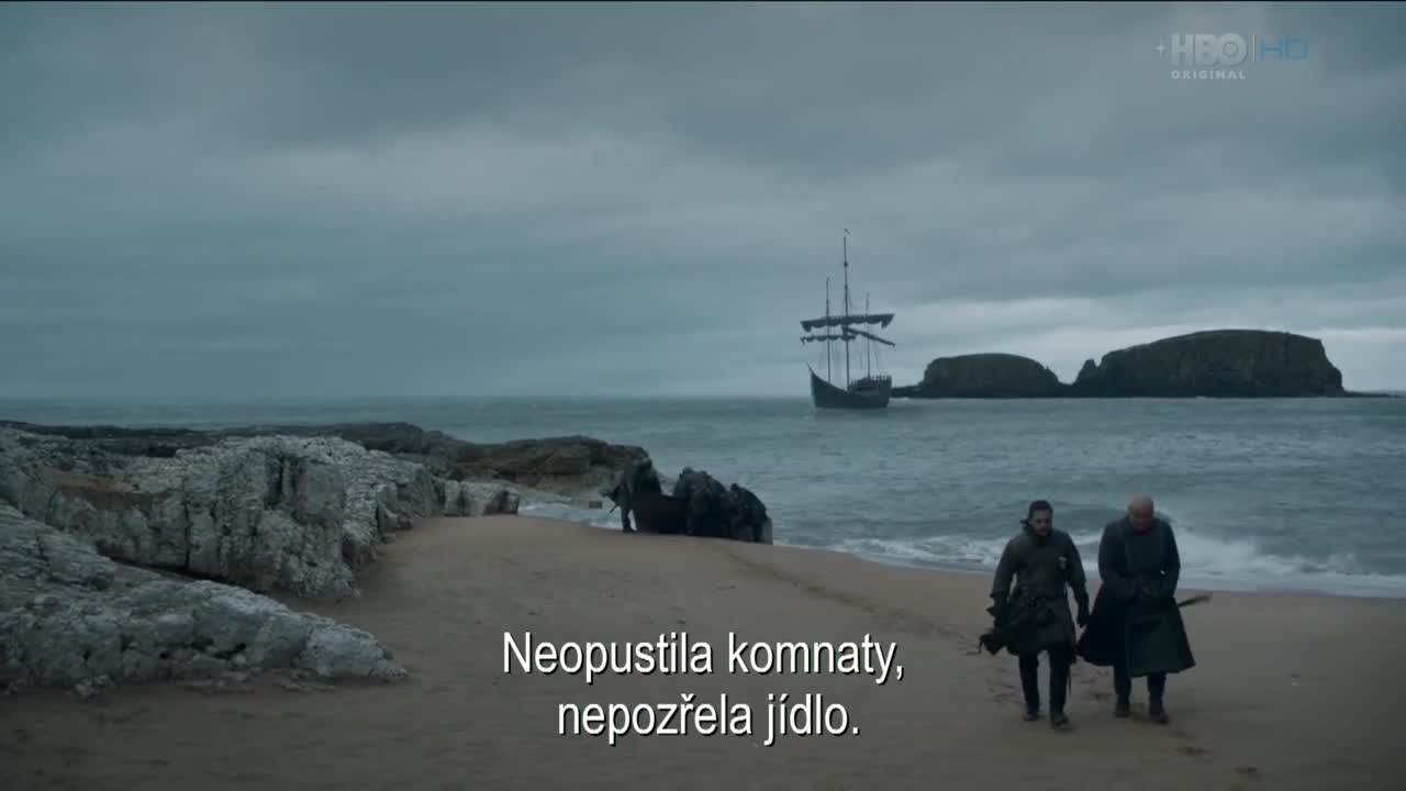 Hra o truny Game of thrones S08E05  HDTV Cz titulky