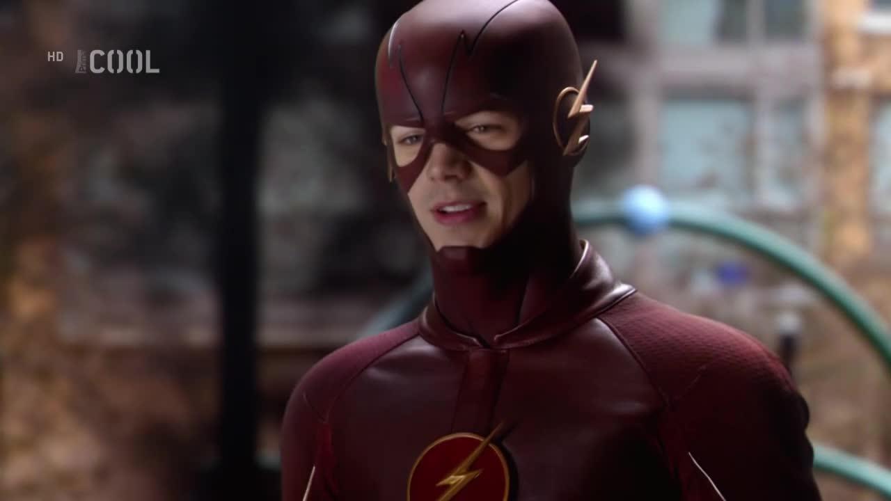 The Flash S01E17 CZ dabing