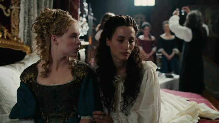 Versailles S03E05 CZ dabing