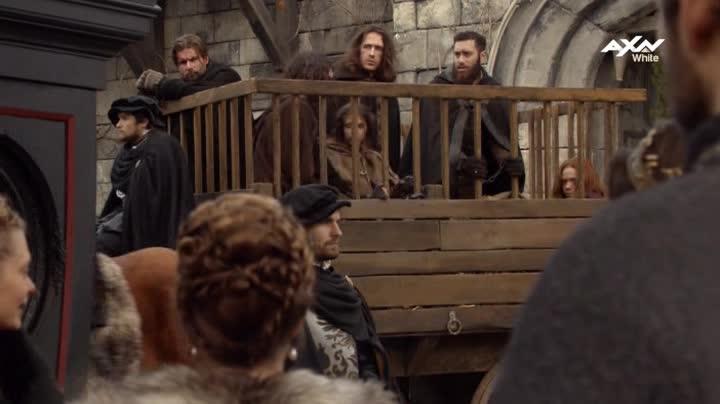 Kralovstvi  Reign  S04E15 Tece krev