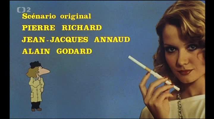 Jsem nesmely ale lecim se  Pierre Richard   1978   cz dabing