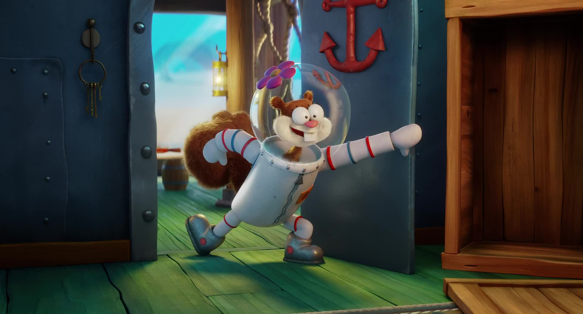 SpongeBob ve filmu Houba na uteku 2020 CZ SK titulky HD