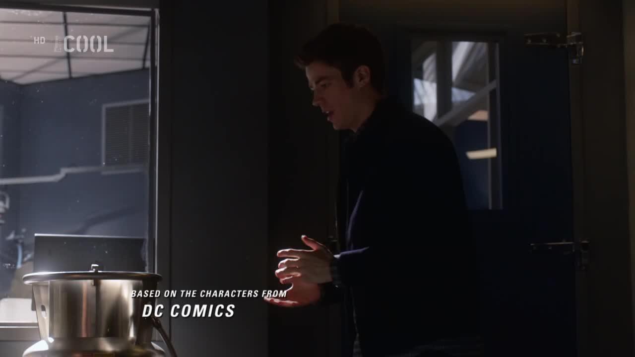 The Flash S01E16 CZ dabing