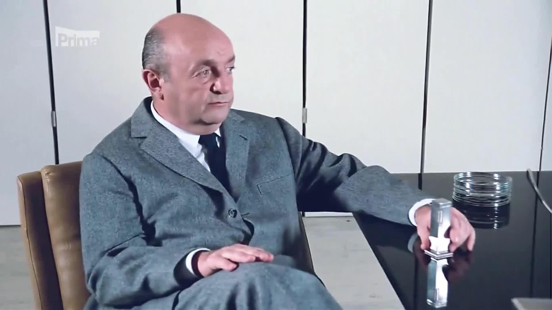 Velky blondyn s cernou botou  Pierre Richard   1972   cz dabing