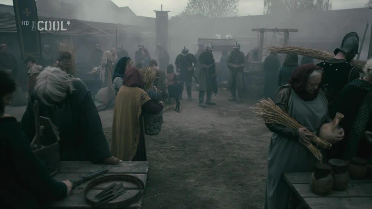 Vikingove S05E19 Co se deje v jeskyni CZ dabing HD