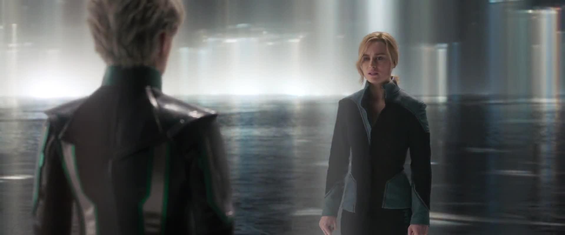 Captain Marvel 2019 CZ dabing  HD
