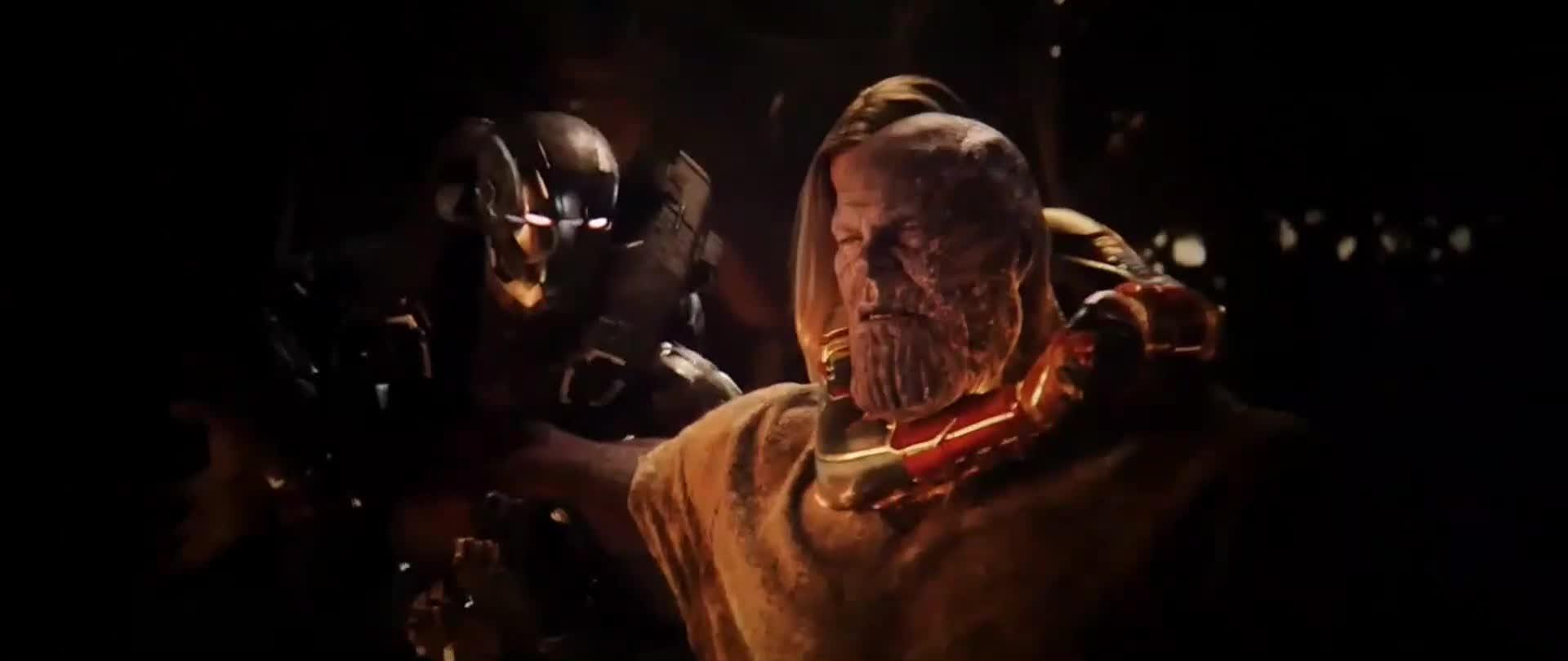 Avengers Endgame 2019 CZ dabing HD KINOrip