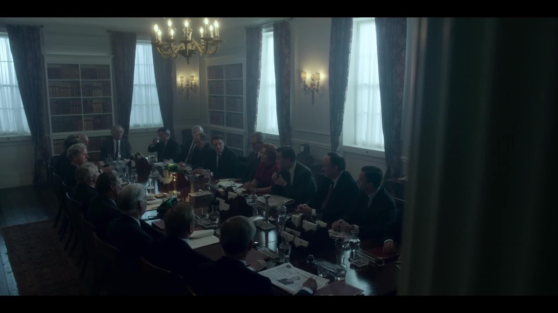 Koruna - The Crown S03E04 CZ dabing HD