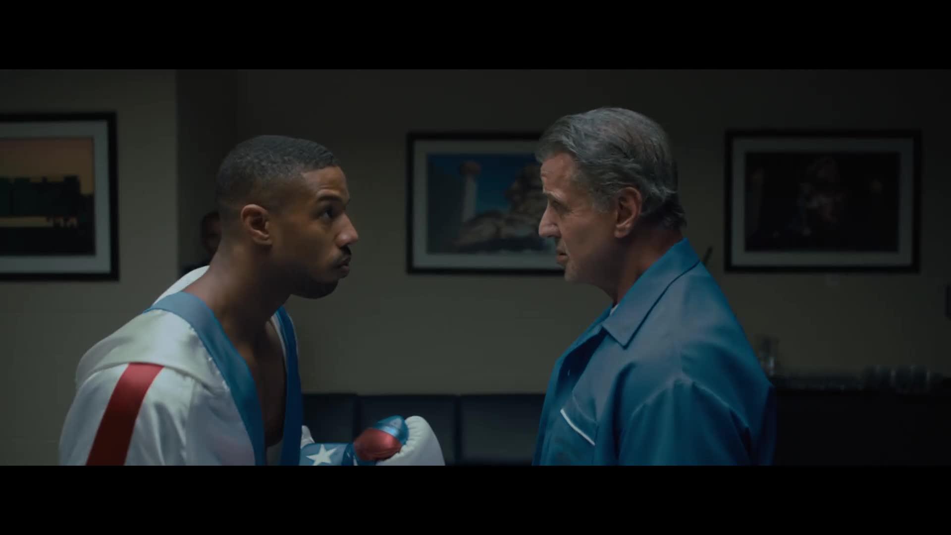 Creed 2 2018 CZ dabing HD
