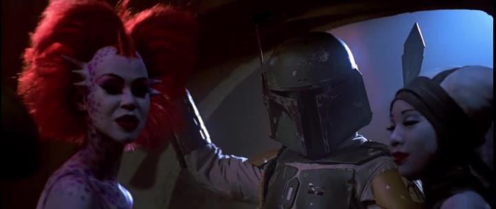 Hvezdne valky 6 Navrat Jediho 1983 CZ dabing