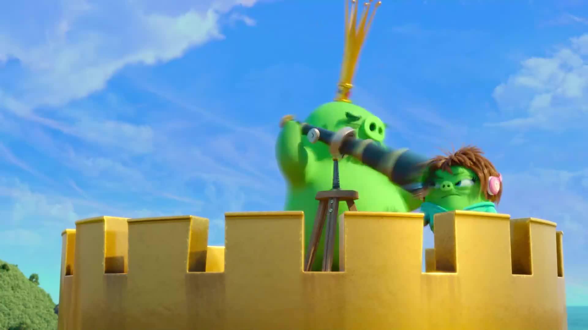 Angry Birds ve filmu 2    2019 cz
