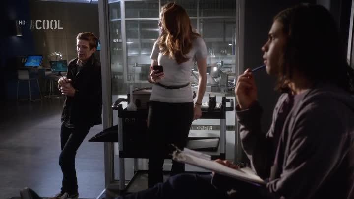 The Flash S01E07 Bez energie CZ dabing