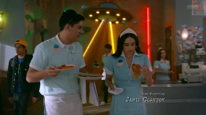 Roswell Nove Mexiko S02E13 CZ dabing