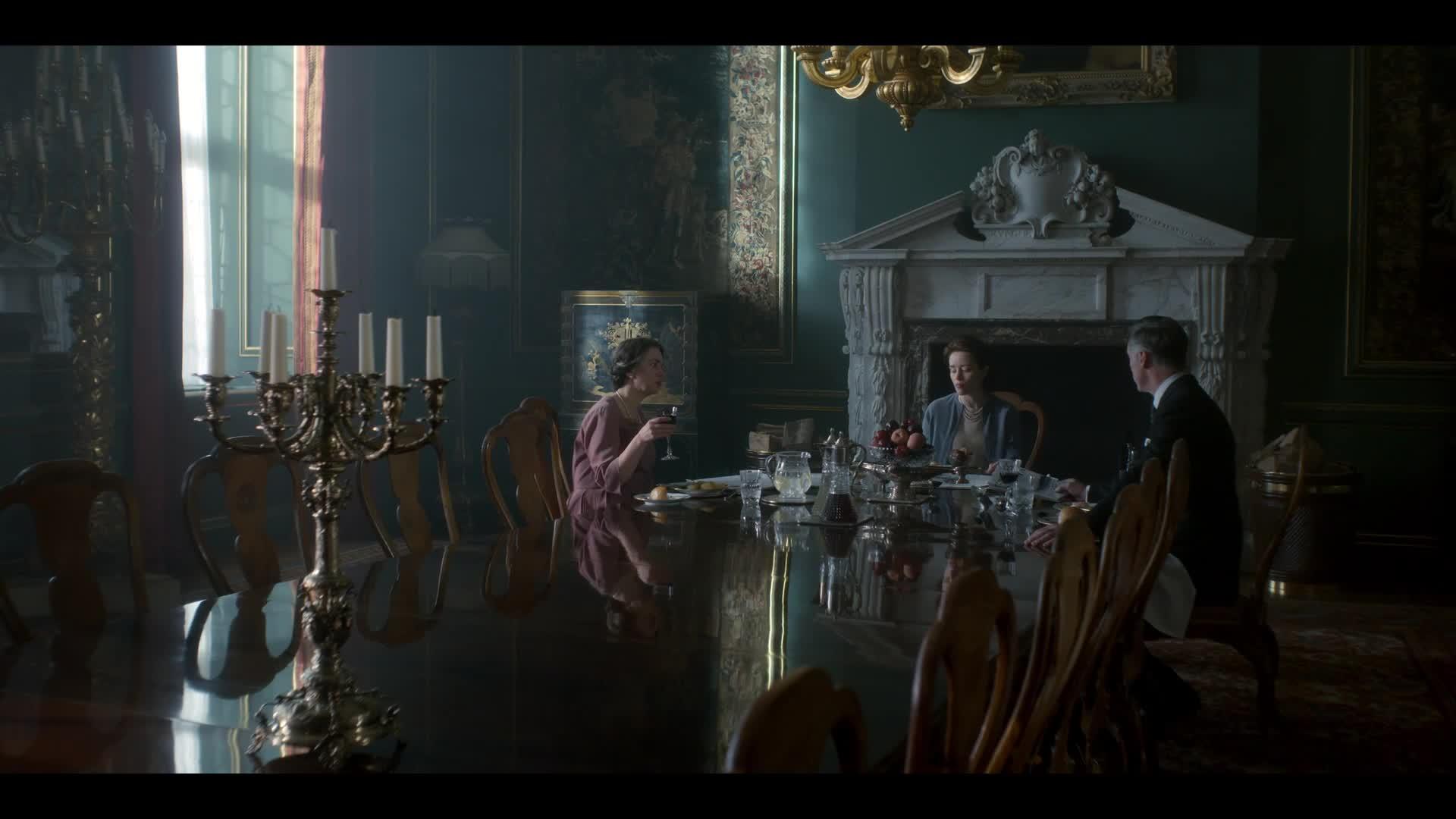 Koruna - The Crown S02E02 CZ dabing