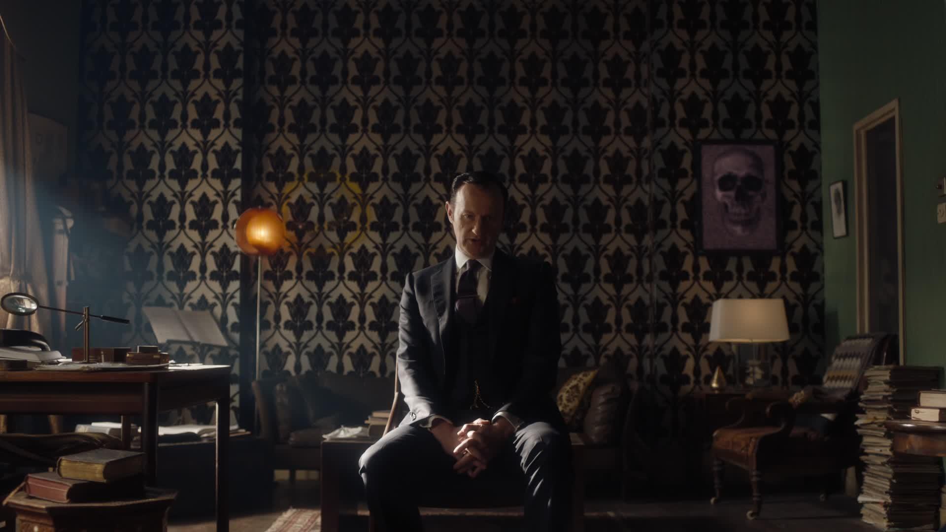 Sherlock S04E03 Posledni pripad CZ dabing