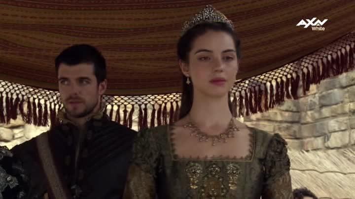 Kralovstvi  Reign  S04E09 Kdo taha za nitky