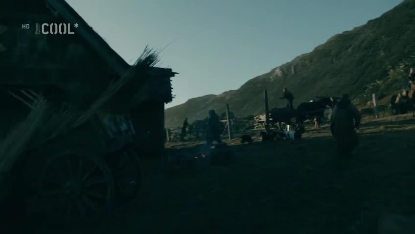 Vikingove S06E04 Vsichni zajatci CZ dabing