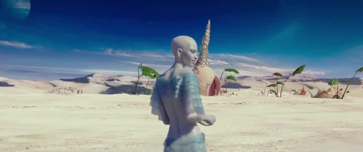 Valerian a mesto tisice planet novinky 2017 CZ Dabing akcni dobrodruzny scifi