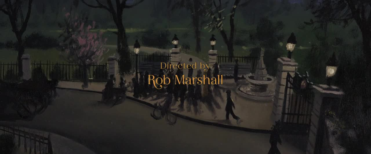 Mary Poppins se vraci 2018 CZ dabing HD
