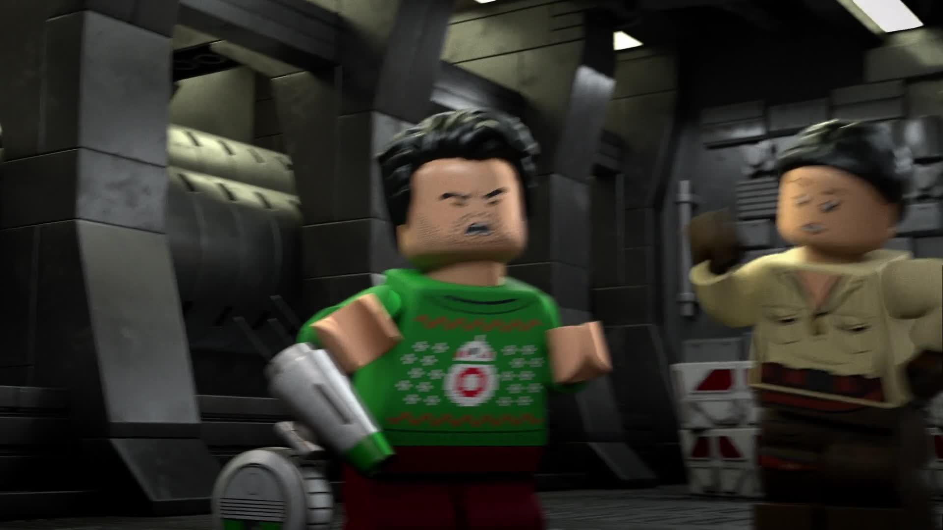 Lego Star Wars Vanocni special 2020 CZ titulky HD
