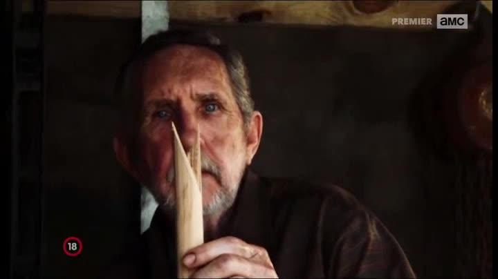 Zivi mrtvi Pocatek konce S05E15 CZ dabing