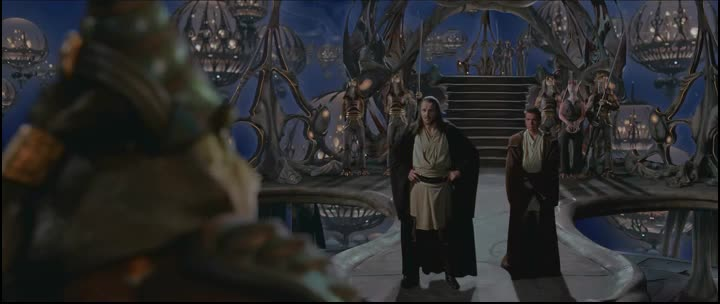 Star Wars Epizoda I Skryta hrozba 1999 CZ dabing