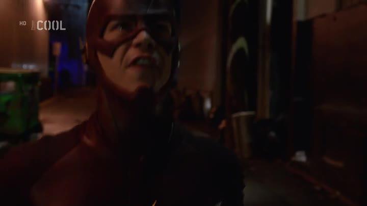 The Flash S01E05 CZ dabing